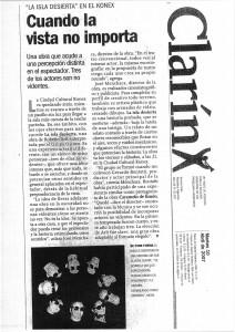 Clarin 10 de abril de 2007
