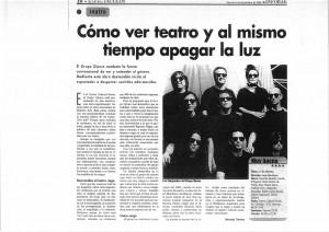 Infobae 8 de noviembre de 2002