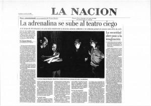 La Nación 5 de enero de 2003