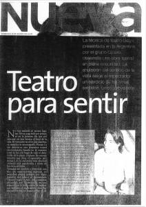 Revista Nueva 16 de marzo de 2008